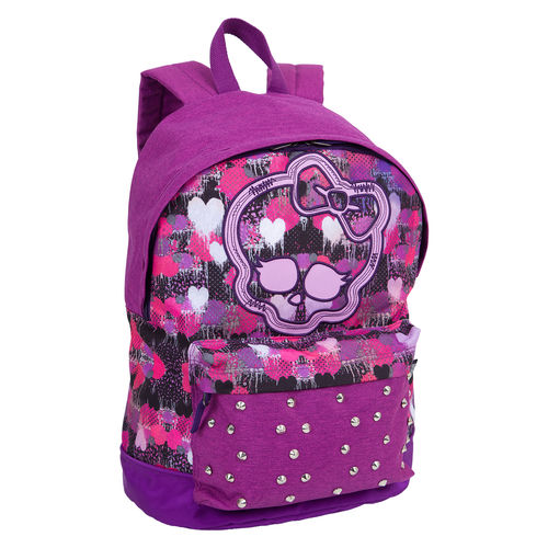 Mochila Grande Monster High 16t03