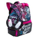 Mochila Grande Monster High 17z