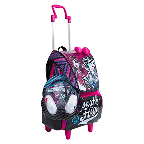 Mochila Grande Monster High - Sestini