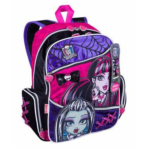Mochila Grande Sestini Monster High 063593-00