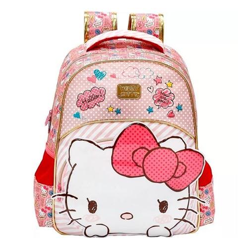 Tudo sobre 'Mochila Hello Kitty Top Lovely Kitty 7902'