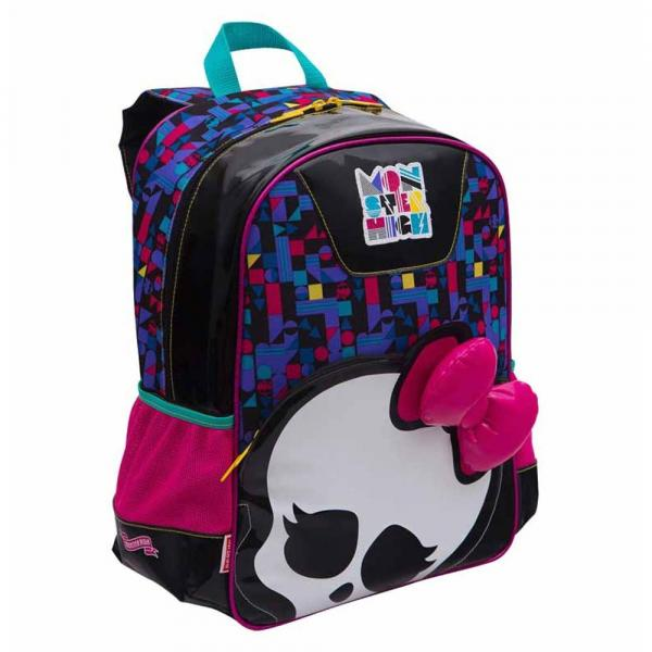 Mochila Infantil Monster High G 63581-00 / Un / Sestini