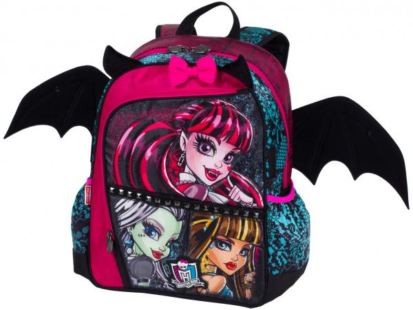 Mochila Infantil Sestini - Monster High