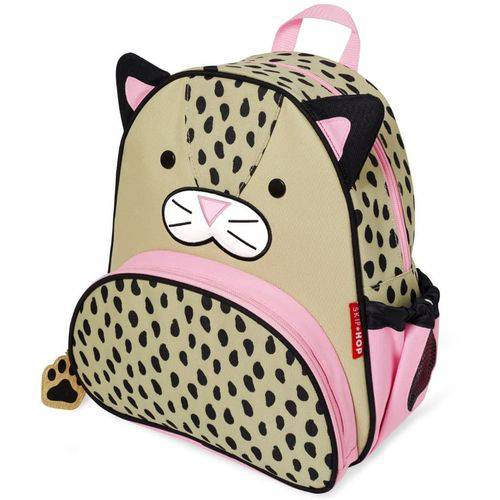 Mochila Infantil Skip Hop Zoo - Leopardo