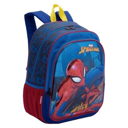 Mochila Infantil Spiderman 19X