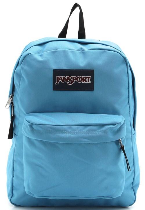 Mochila Jansport Superbreak 25L Azul