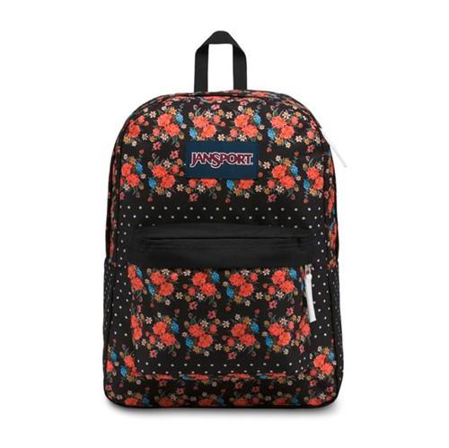 Mochila JanSport Superbreak Floral Dot-Único