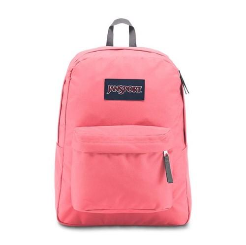 Mochila JanSport Superbreak Strawberry Pink-Único
