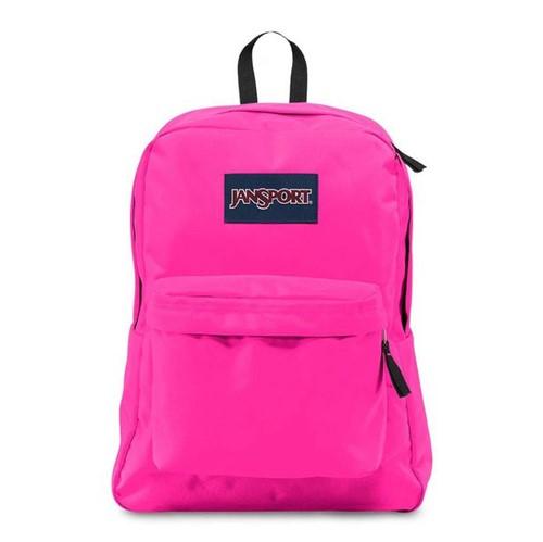 Mochila JanSport Superbreak Ultra Pink-Único