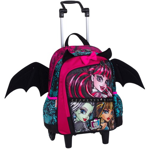 Mochila M Monster High 16Z Infantil Sestini