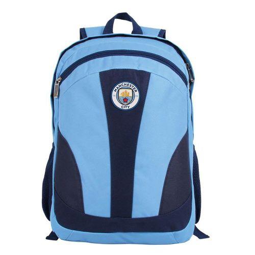 Mochila Manchester City Azul e Marinho