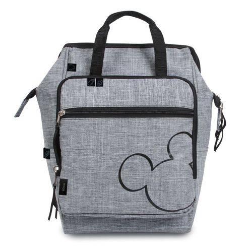 Tudo sobre 'Mochila Maternidade Baby Bag Casual Luxo Disney Mickey'