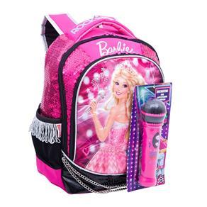 Mochila Média Barbie Rock N` Royals - Sestini