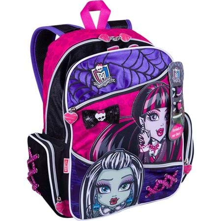 Mochila Monster High 15Z Grande 40cm