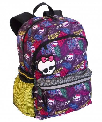 Mochila Monster High Grande 16T05