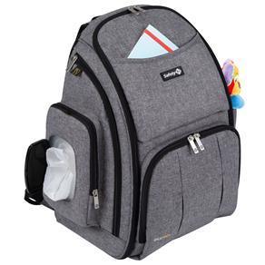 Mochila Multifuncional Back Pack - Grey - Safety 1st