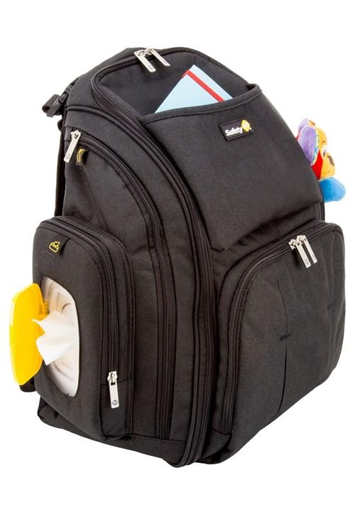 Mochila Multifuncional Back'Pack Preta