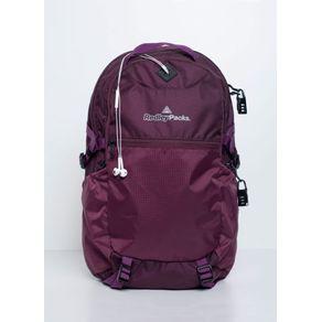 Mochila New Locker Back Pack Roxo
