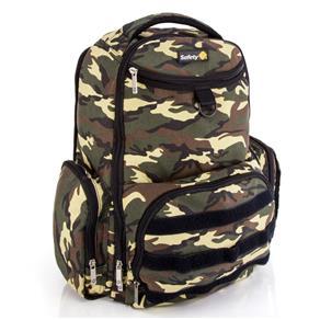 Mochila Safety 1st Back Pack Delta - Camuflada