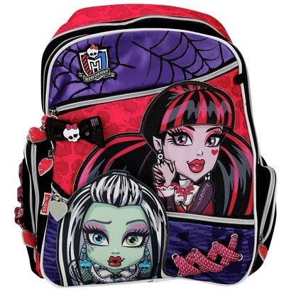 Mochila Sestini Monster High 15Z Infantil