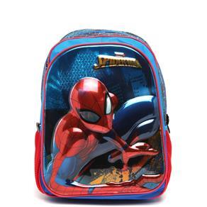 Mochila Sestini Spiderman Azul/Vermelho