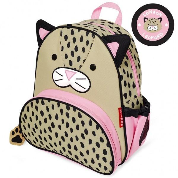 Mochila Skip Hop Zoo - Leopardo