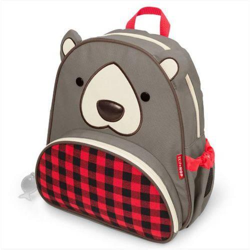 Tudo sobre 'Mochila Skip Hop Zoo Urso'