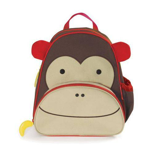 Mochila Zoo Macaco Infantil Skip Hop - 210203
