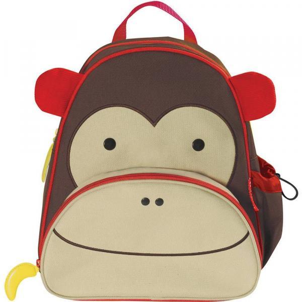Mochila Zoo - Skip Hop Macaco