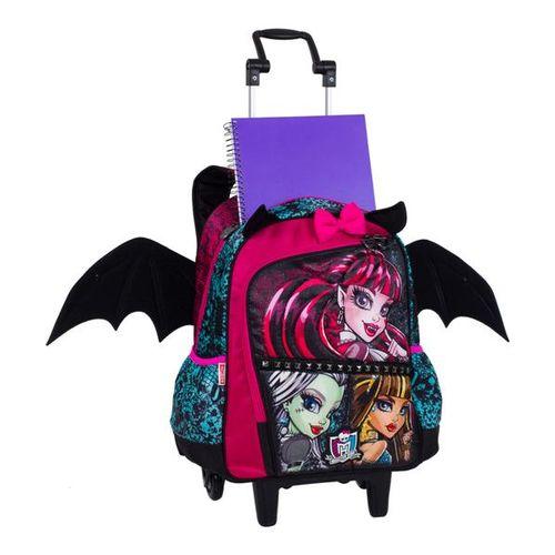 Mochilete Grande com Alça Monster High 16Z 064190