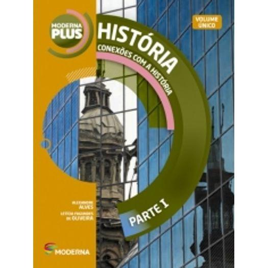 Tudo sobre 'Moderna Plus Historia Unico - Ced - Moderna'