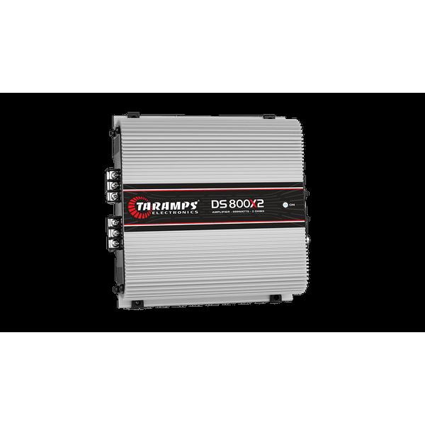 Tudo sobre 'Módulo Amplificador Class D Taramps Ds800 X 2 - 2 Canais 2 Ohms'