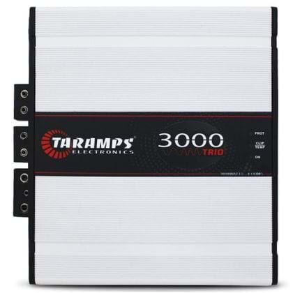 Tudo sobre 'Módulo Taramps 3000 TRIO - 2 OHMS – 3000W RMS'
