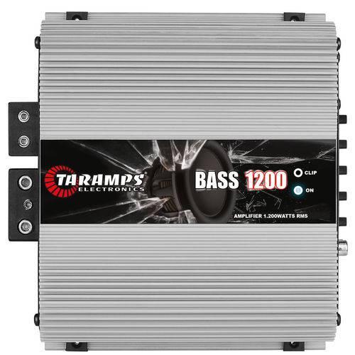 Tudo sobre 'Módulo Taramps Bass 1200 1200w Amplificador Automotivo'