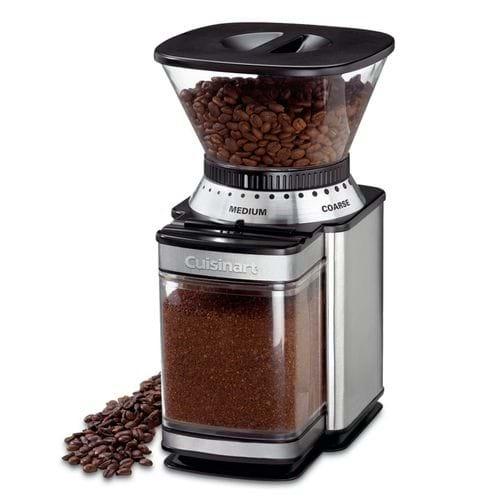 Tudo sobre 'Moedor Automático para Café em Aço Escovado Cuisinart -127v Dbm8'