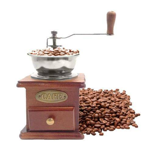 Tudo sobre 'Moedor Manual de Café'