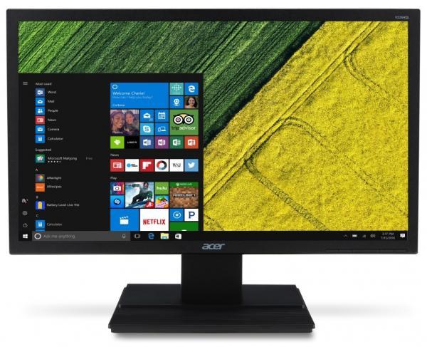 "Monitor 21,5"" Led Acer - Vga - Vesa - Full Hd - Hdmi - Dvi - Inclinacao 25 - V226hql"