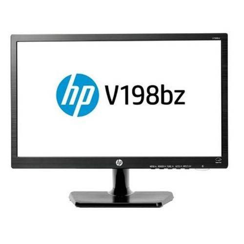 """Monitor 18,5"""" Led Hp V198bz Backlit - P6l16aa#ac4"""
