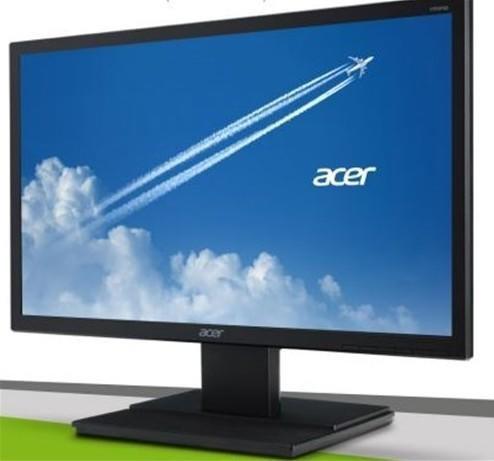 """Monitor 19,5"""" LED V206Hql - 1 - Acer"""