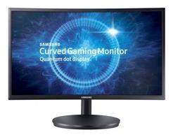Monitor 24 LED Samsung - FULL HD - Gamer - Curve - 1MS - 2XHDMI - Display PORT - LC24FG70FQLXZD