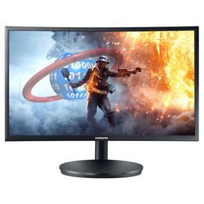 Monitor 23.5 Samsung Gamer Lc24fg70fqlxzd - Full Hd - Curvo - 144Hz - Freesync - Hdmi/Displayport