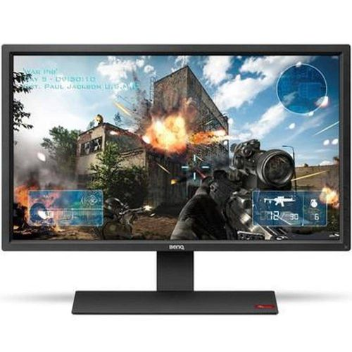 Monitor 27´´ Led Benq Gamer -Full Hd- Multimidia - Dvi- Hdmi - Rl2755hm