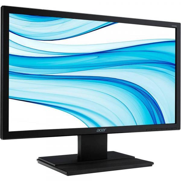 """Monitor Acer V226HQL, 21.5"""" Led, HDMI - Preto"""