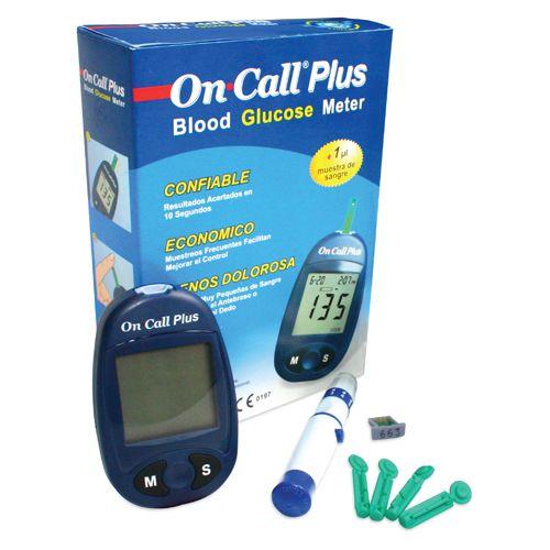Tudo sobre 'Monitor de Glicose On Call Plus Acon'