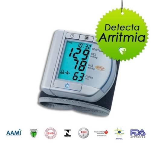 Tudo sobre 'Monitor de Pressão Microlife Arterial Automático de Pulso'