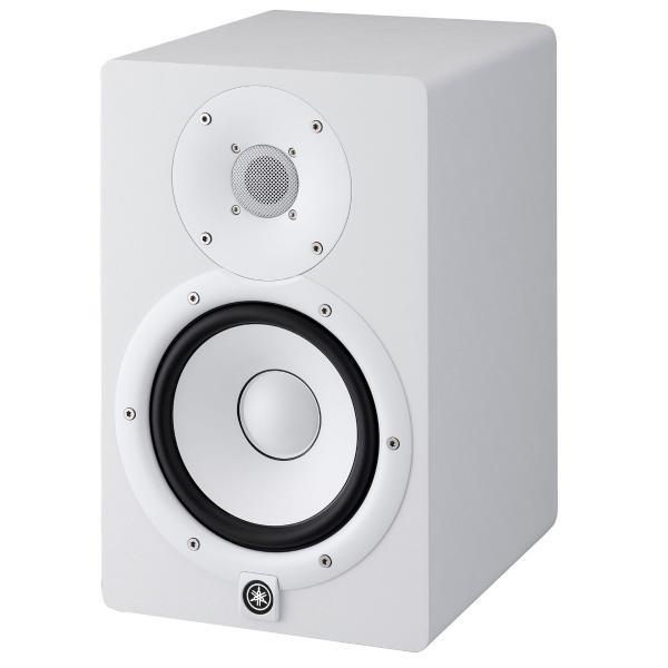 "Monitor de Studio Profissional Yamaha HS7 2-Vias Bass Reflex 6,5"" 95W"
