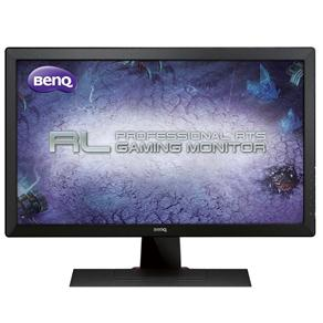 "Monitor Gamer LCD LED 24"" BenQ Full HD RL2455HM Widescreen com Entrada HDMI e DVI"