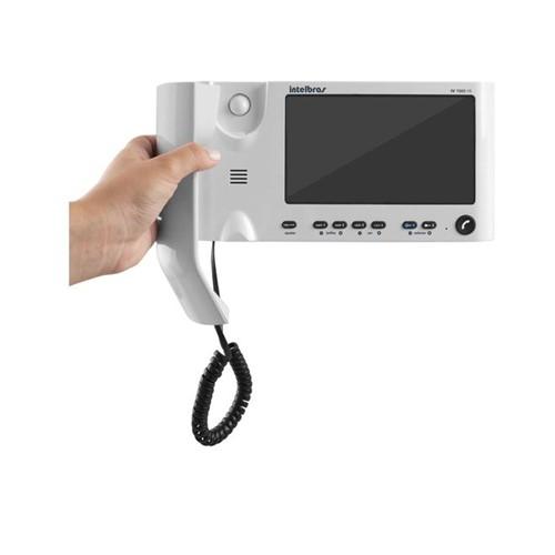 Tudo sobre 'Monitor IV 7000 HS Módulo Interno Videoporteiro, Monofone - Intelbras'