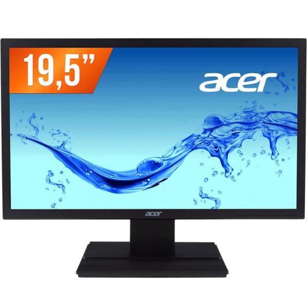 "Monitor LED 19,5"" HD V206HQL Acer"