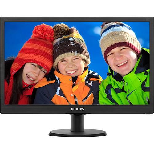 Monitor LED 19,5'' Philips 203V5LHSB2 Widescreen HDMI
